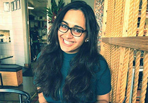 Volunteer of the Month- Aug 2017: Friyana